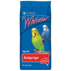 Whistler-budgiet-15kg