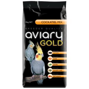 Aviary Gold Cockatiel 10kg
