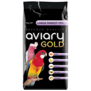 Aviary Gold lge Parrot 10kg