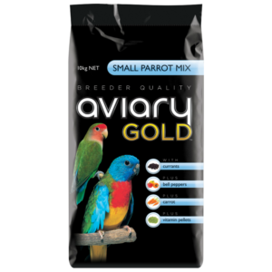 Aviary Gold sml Parrot 10kg