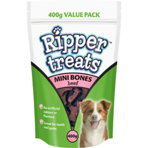 Ripper Treats Beef