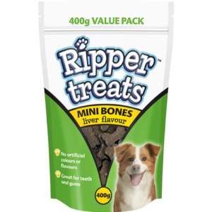 Ripper Treats Liver