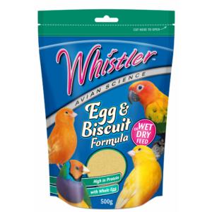 Whistler Egg & Biscuit Formula 500g