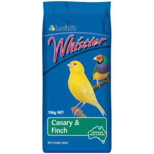 Whistler canary & finch 15kg