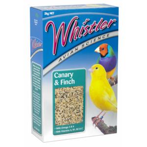 Whistler cnary & finch 2kg