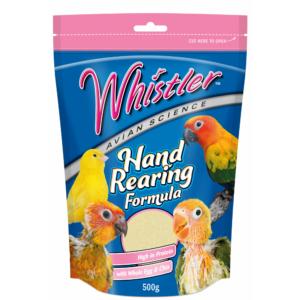 Whistler hand rearing Formula 500g