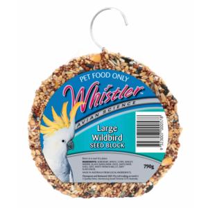 Whistler lge wildbird block