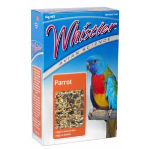Whistler parrot 2kg