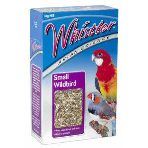 Whistler small wildbird 2kg