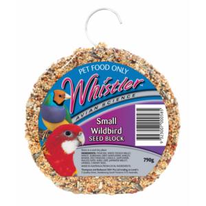 Whistler sml wildbird block