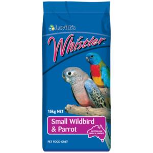 Whistler_sml wildbird 15kg